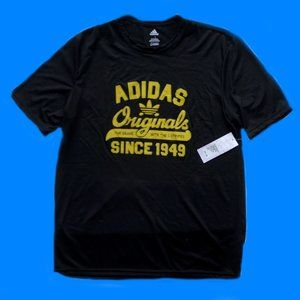 Brand New! adidas graphic performance tee